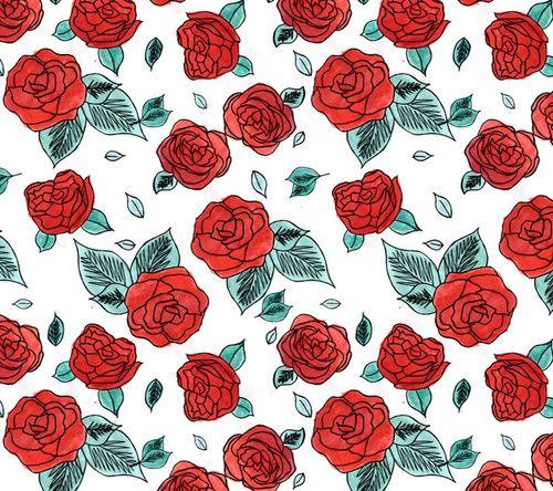 floral pattern, background | hipster | Pinterest ...