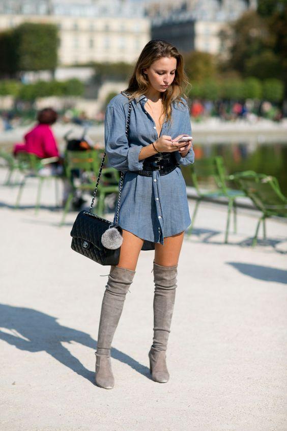 8448de87dde How to Wear Summer Dresses in Autumn – Glam Radar