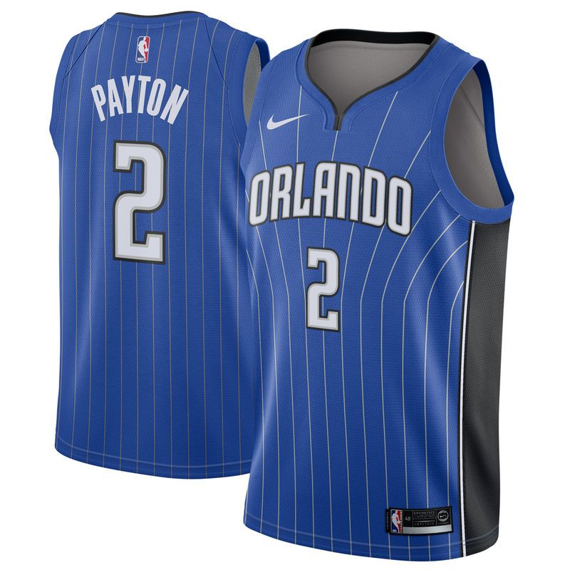 8cf359cf0 Elfrid Payton Orlando Magic Nike Swingman Jersey Royal - Icon Edition