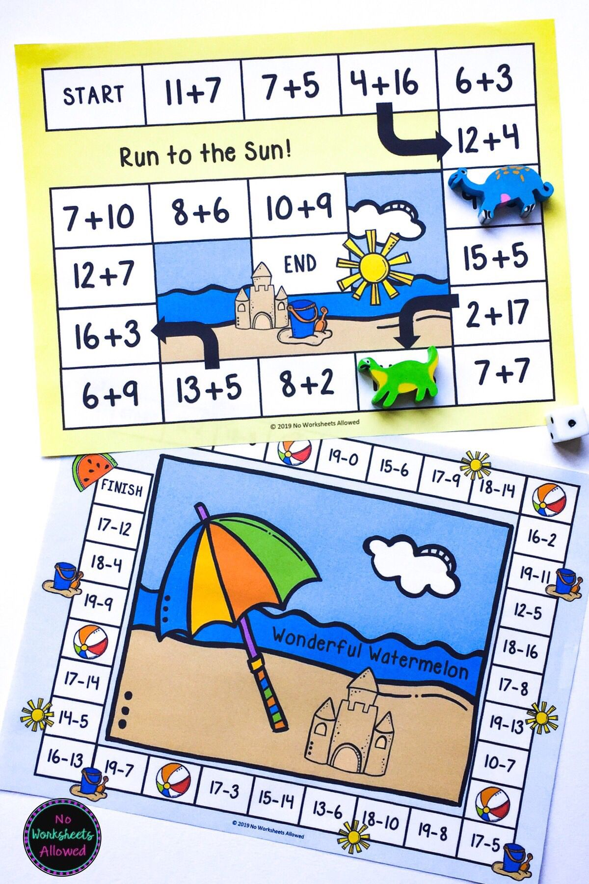 Addition And Subtraction Games Within 20 Fact Fluency Games Addition And Subtraction Subtraction Games Adding and subtracting games for