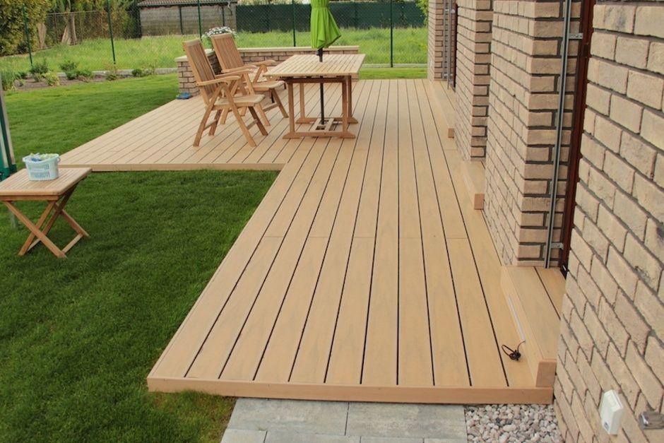 Waterproof Floor Porch