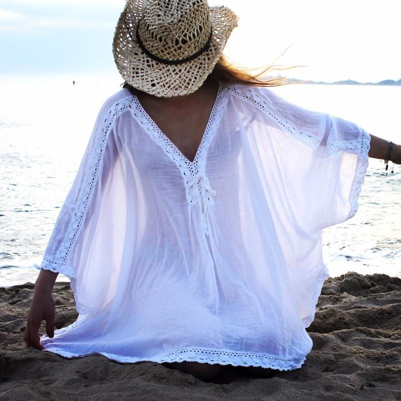 Tunique femme grande taille mode XXL- boheme chic- Tunique femme ronde – soobysophie.com