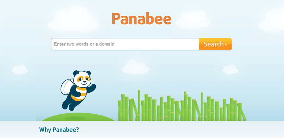Domain search tools Panabee Business names, Names, Domain