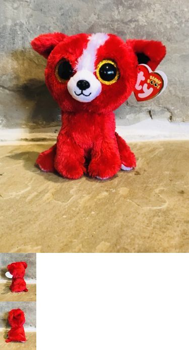 f5bb19ad858 Ty 19203  Ty Beanie Boos Tomato The 6 Dog - Show Exclusive - New With Tags  -  BUY IT NOW ONLY   13.99 on  eBay  beanie  tomato  exclusive