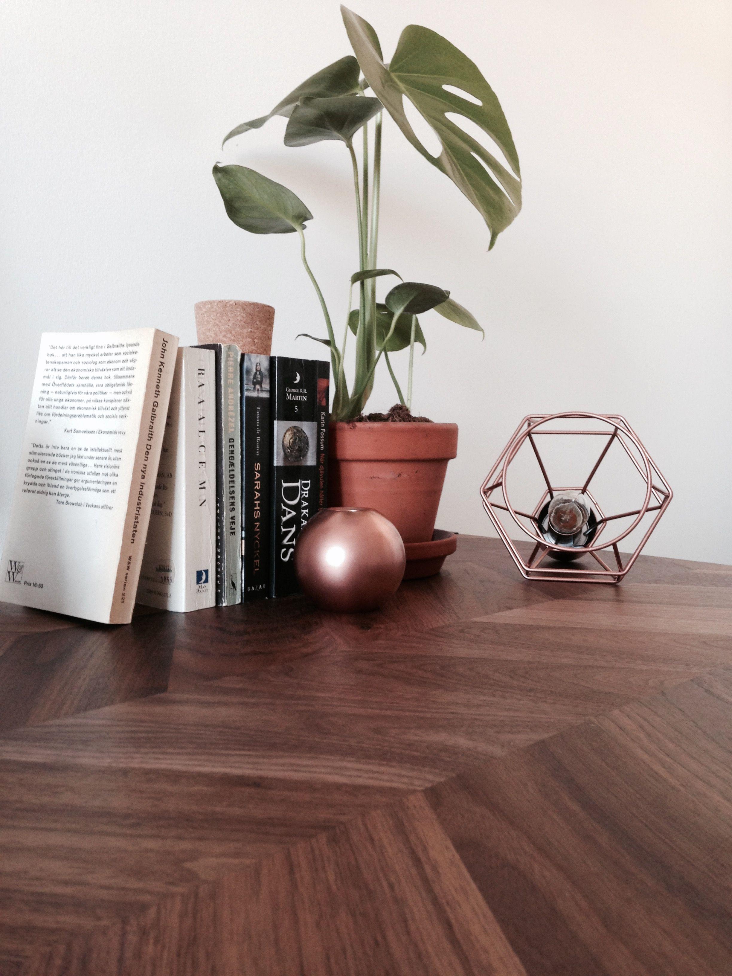 Barkaboda Ikea Walnut Herringbone Countertop