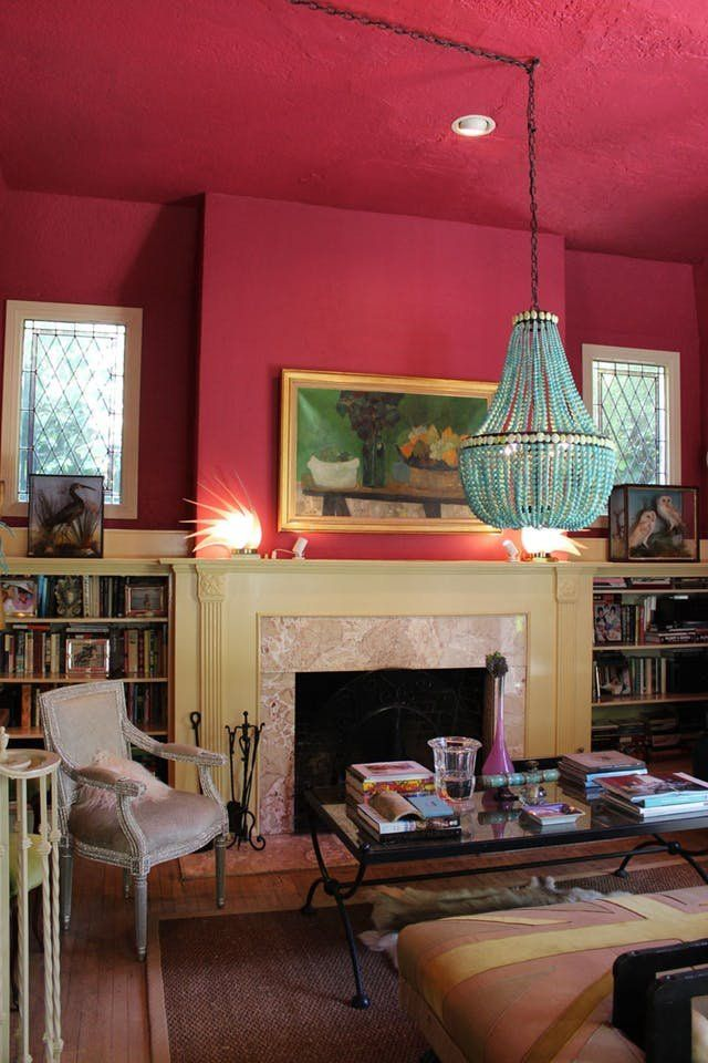 Benjamin Moore S 2018 Color Of The Year Is So Hot Living