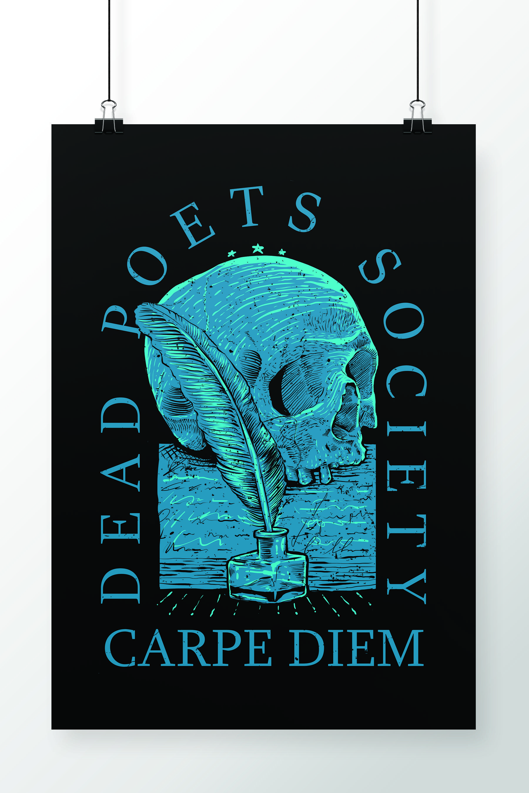 Poster Dead Poets Society Em 2020 Sociedade Filmes E Poster