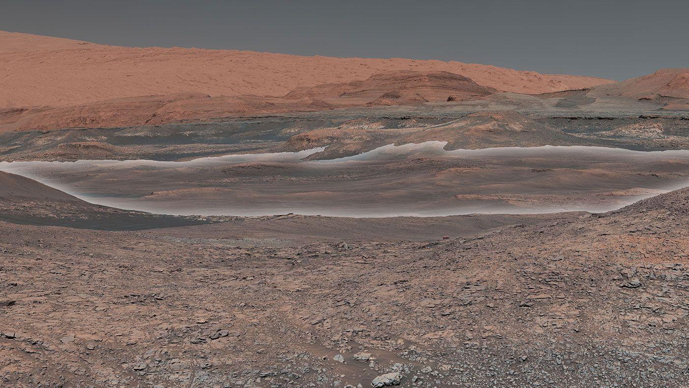 Mars Curiosity Celebrates Sol 2 000 Curiosity Rover Mars Surface The Martian