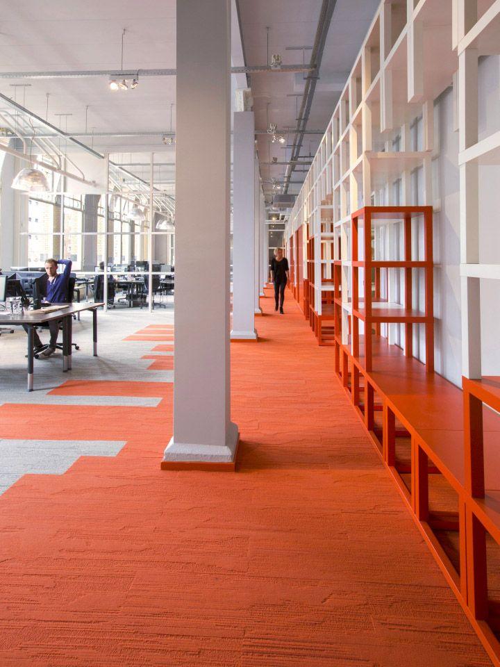 Sterk Werk Communication Group Office by SchilderScholte