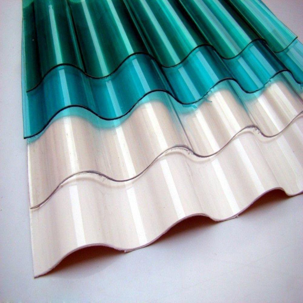 Good Corrugated Fiberglass Panels Roof Lamiera Ondulata Materiale Da Costruzione Lamiera