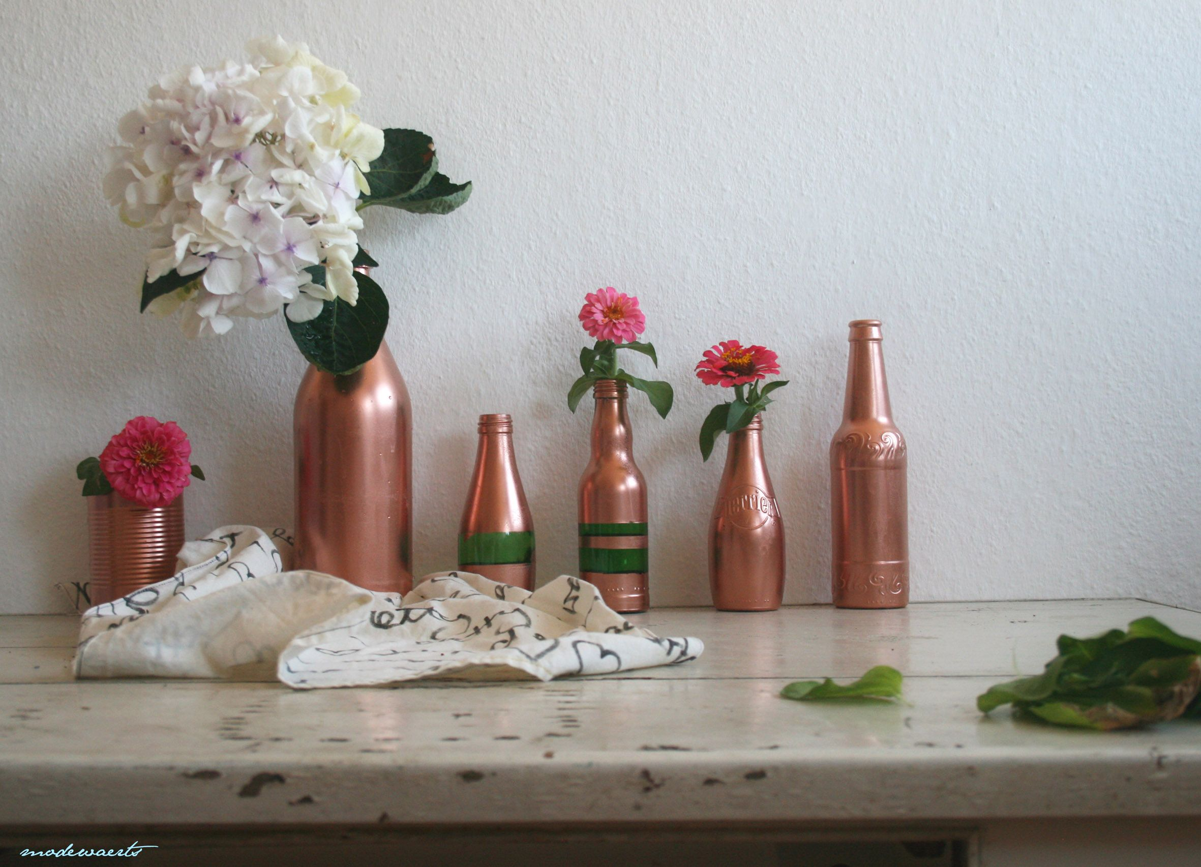 Add some lustre to old cans copper spray paint copper spray add some lustre to old cans copper spray paint reviewsmspy