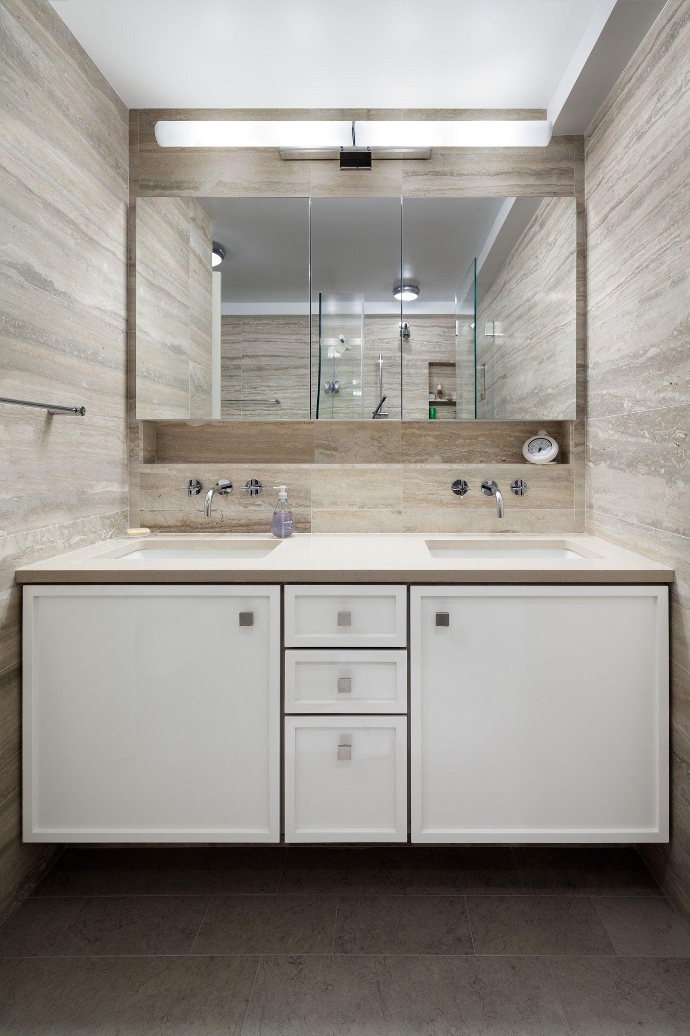 Modern Bath by Stedila Design Contemporary clean
