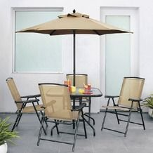 Room Essentials 6 pc Ashler Patio Dining Set from Tar Canada