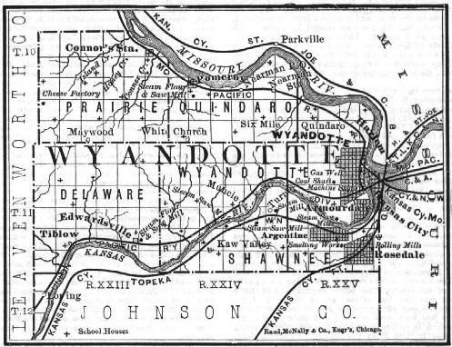 WYANDOTTE COUNTY Kansas GenWeb US Kansas Genealogy