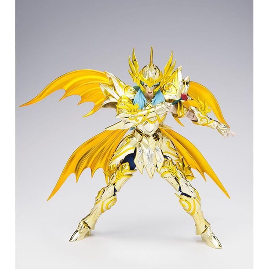 Saint Seiya Soul of Gold Cancer Death Mask EX Cavalieri Zodiaco Bandai Tamashii