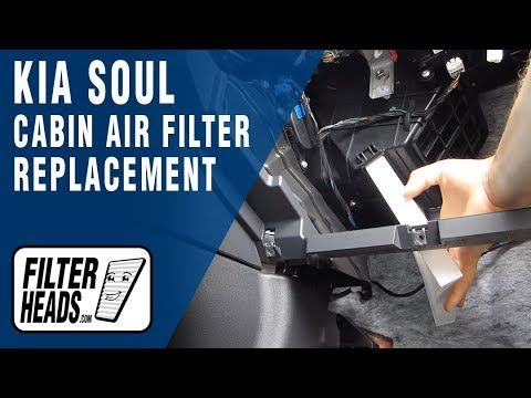 44 Kia Cabin Air Filter Replacement Videos Cabin Air Filter Cabin Filter Kia