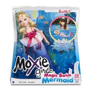 Moxie Girlz Magic Swim Mermaid