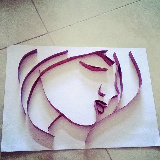 Quilled woman #quilling #woman #mother #love #instalike #instapic #picoftheday #likeforlike #followforfollow #instafun #craft #paper #paperwork #instahappiness
