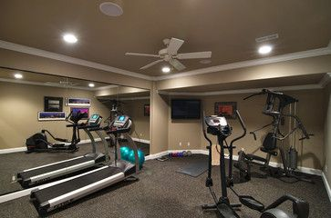 traditional gym design ideas pictures remodel and decor