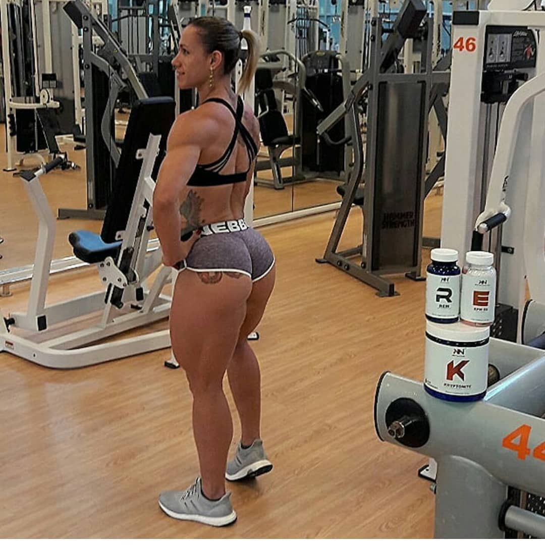 Video sexy legs muscle women