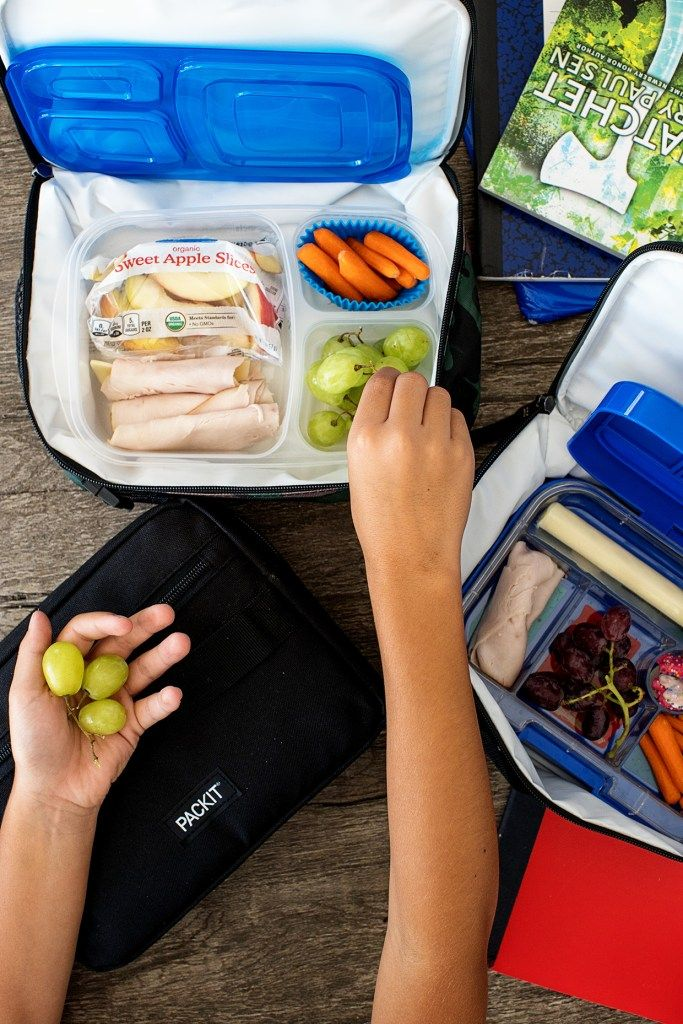 Back-To-School-Healthy-Lunch-Box-Ideas - The Gut Healing