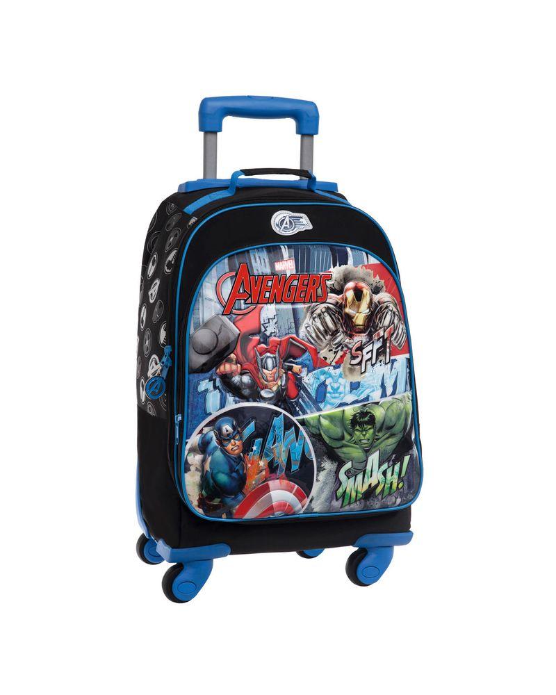 c08d82db92ea1 Mochila-Trolley Avengers #Disney #Avengers #JoummaBags #backpack #SS16
