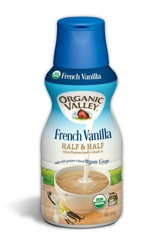 image regarding Organic Valley Coupons Printable identify $1.00 Off 1 Organic and natural Valley French Vanilla Or Hazelnut Fifty percent
