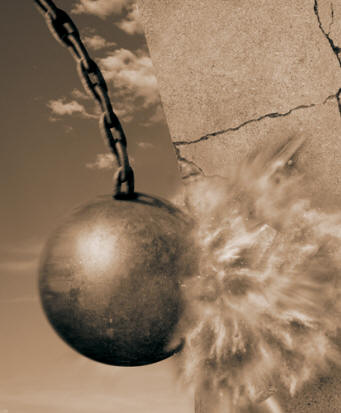 Picture Of A Wrecking Ball Produced With Adobe Photoshop Tools Wrecking Ball Verbal Abuse Wrecking Ball Lyrics