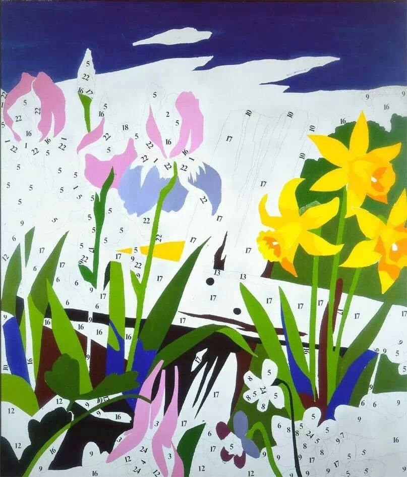 andy warhol do it yourself flowers 1962 andy w pinterest warhol and paintings