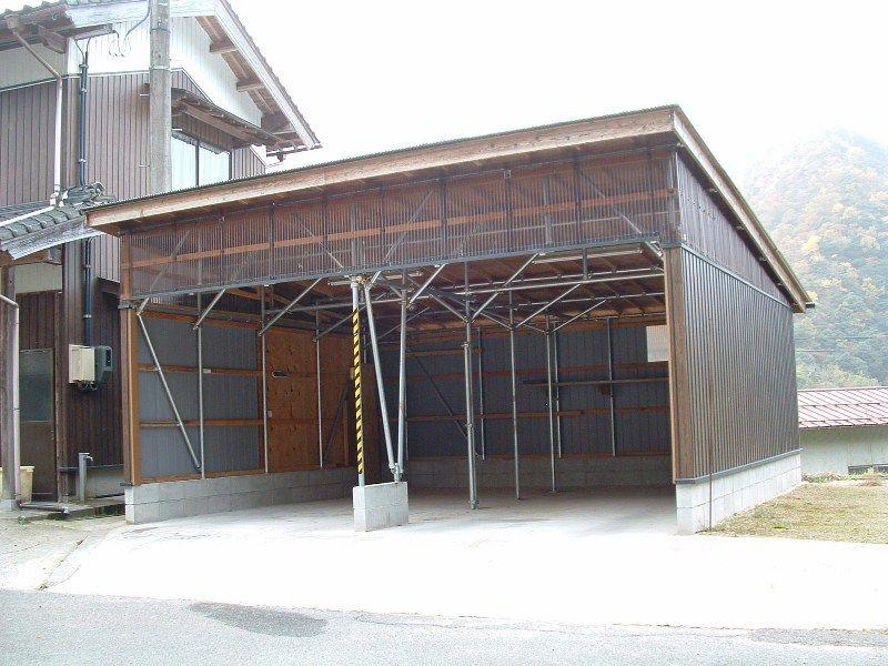 Nice Panel 物置小屋 Diy 作り方 住宅建築デザイン 小屋