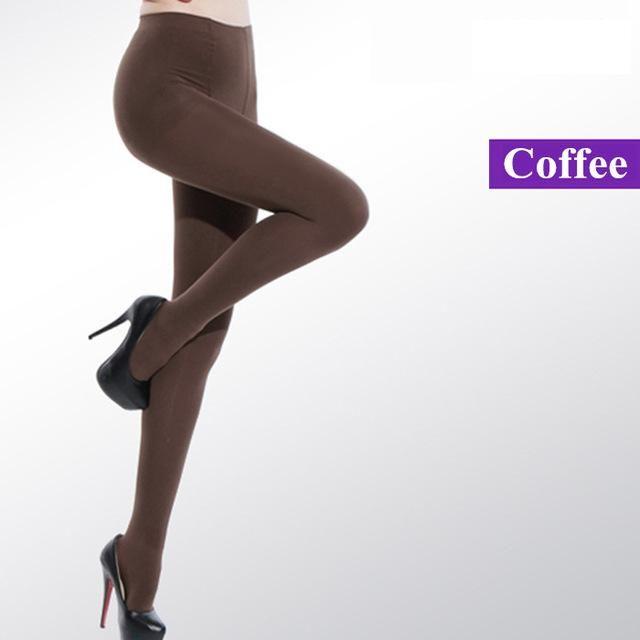 Hot opaque pantyhose women