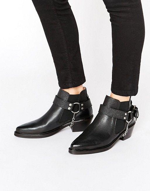 Selected Femme Ballet pumps - black NhZ5Y1