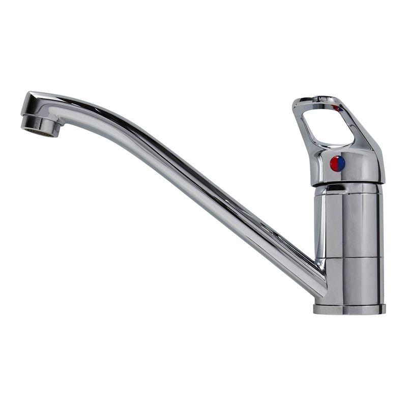 Estilo Wels 4 Star 7 5l Minute 35mm Chrome Sink Mixer Bunnings Warehouse 27 Sink Chrome Mixer