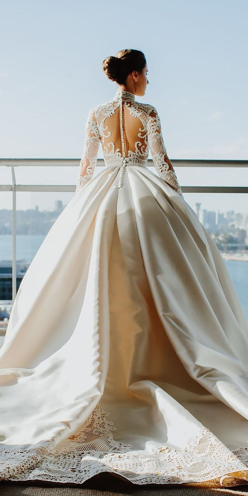 Awesome amazing long sleeve wedding dresses ideas more at