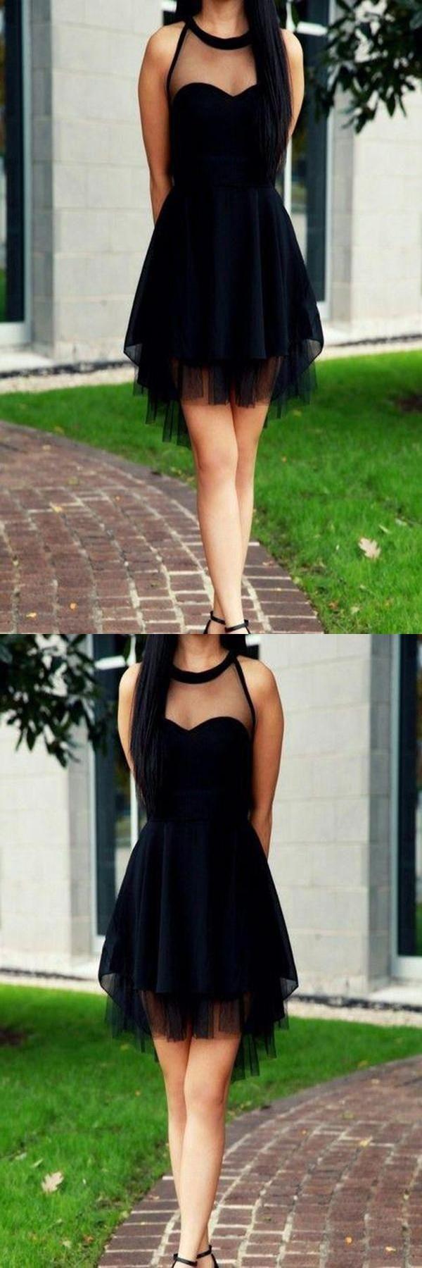Outlet appealing short prom dresses prom dresses black lindo