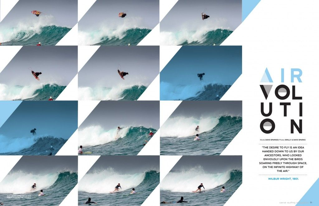 Home Surfing, Air, Ancestor