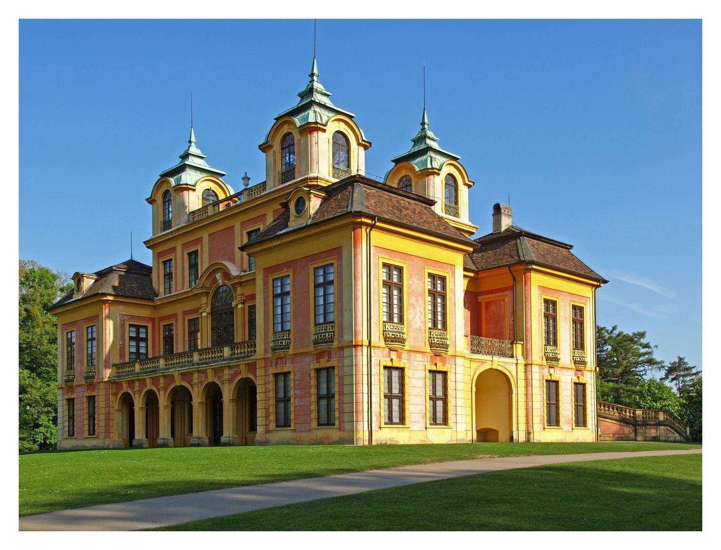 Schloss Favorite Burgen Und Schlosser Burg Anwesen