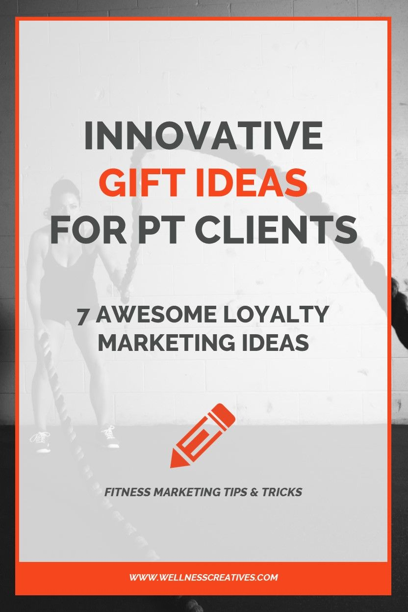 Christmas Gifts For Personal Trainers Ideas