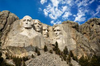 Five Legendary Landmarks Macaroni Kid Family Travel American Landmarks Mount Rushmore United States Vacation
