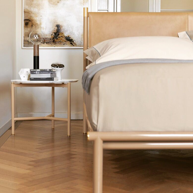 Softness, Bed Iko By Flou - Mood Collection.