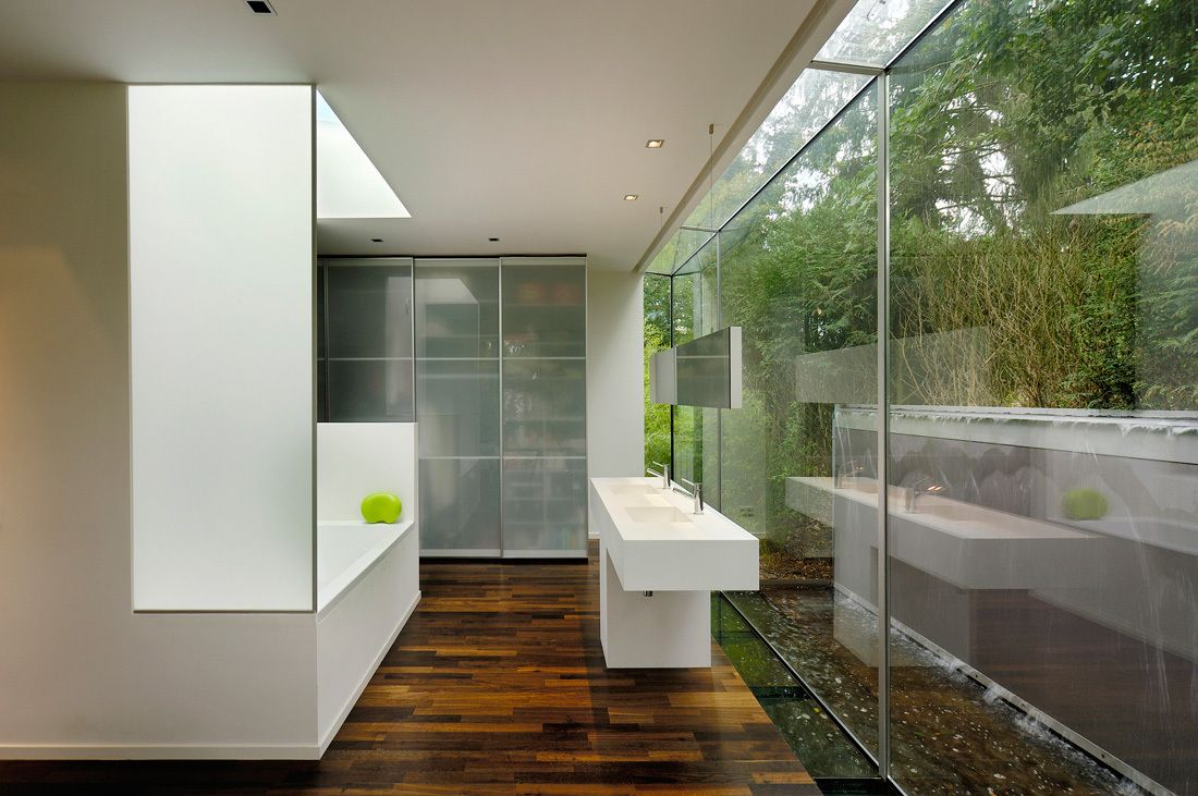 Luxe Badkamers Antwerpen : Gallery of villa berkel paul de ruiter architects 2