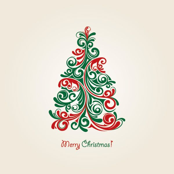 Christmas Graphics | Vector vector, Christmas tree and Free ...