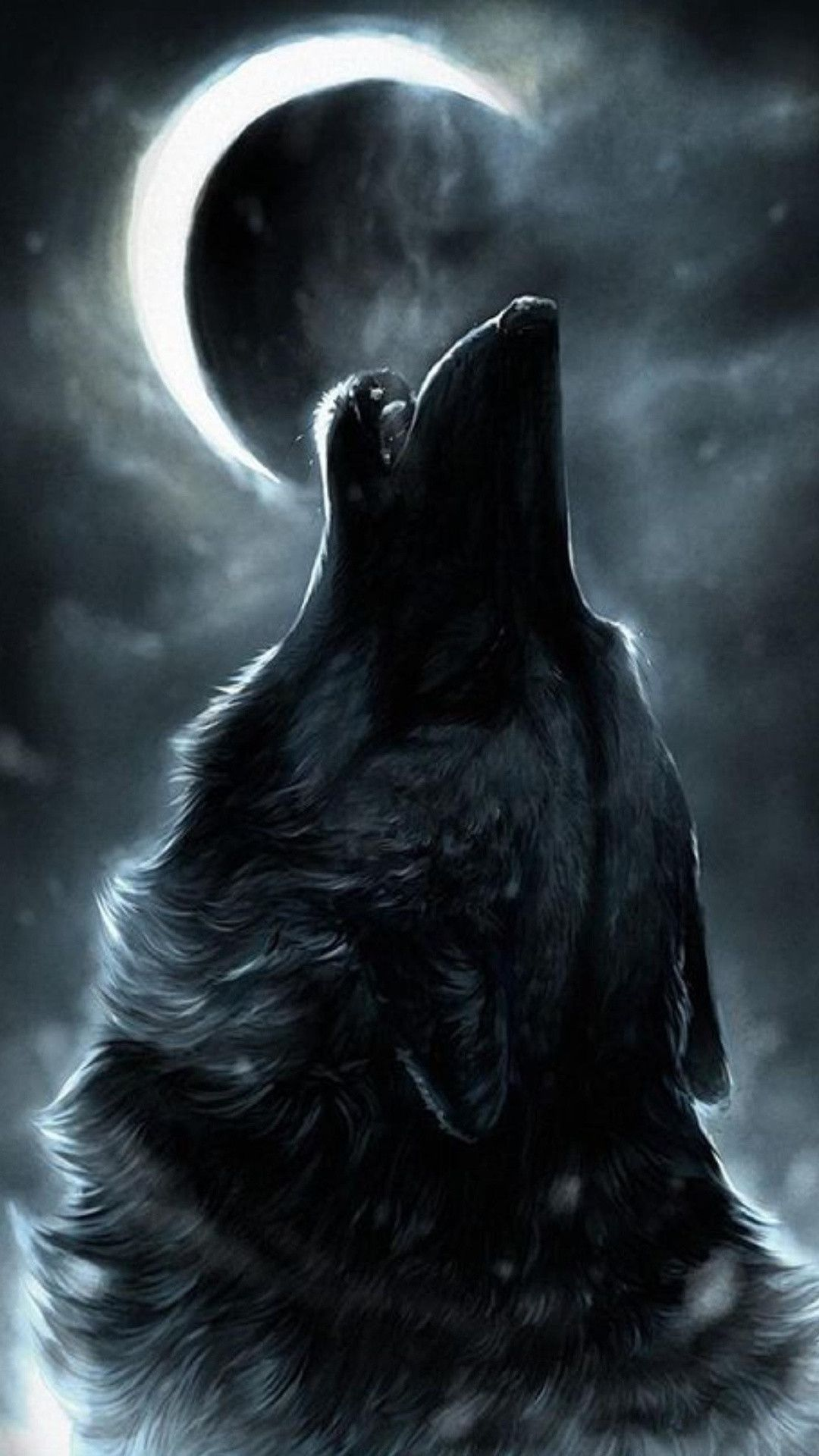 Epic Wolf Wallpapers Full Hd Hupages Download Iphone Wallpapers Wolf Wallpaper Wolf Painting Wolf Drawing