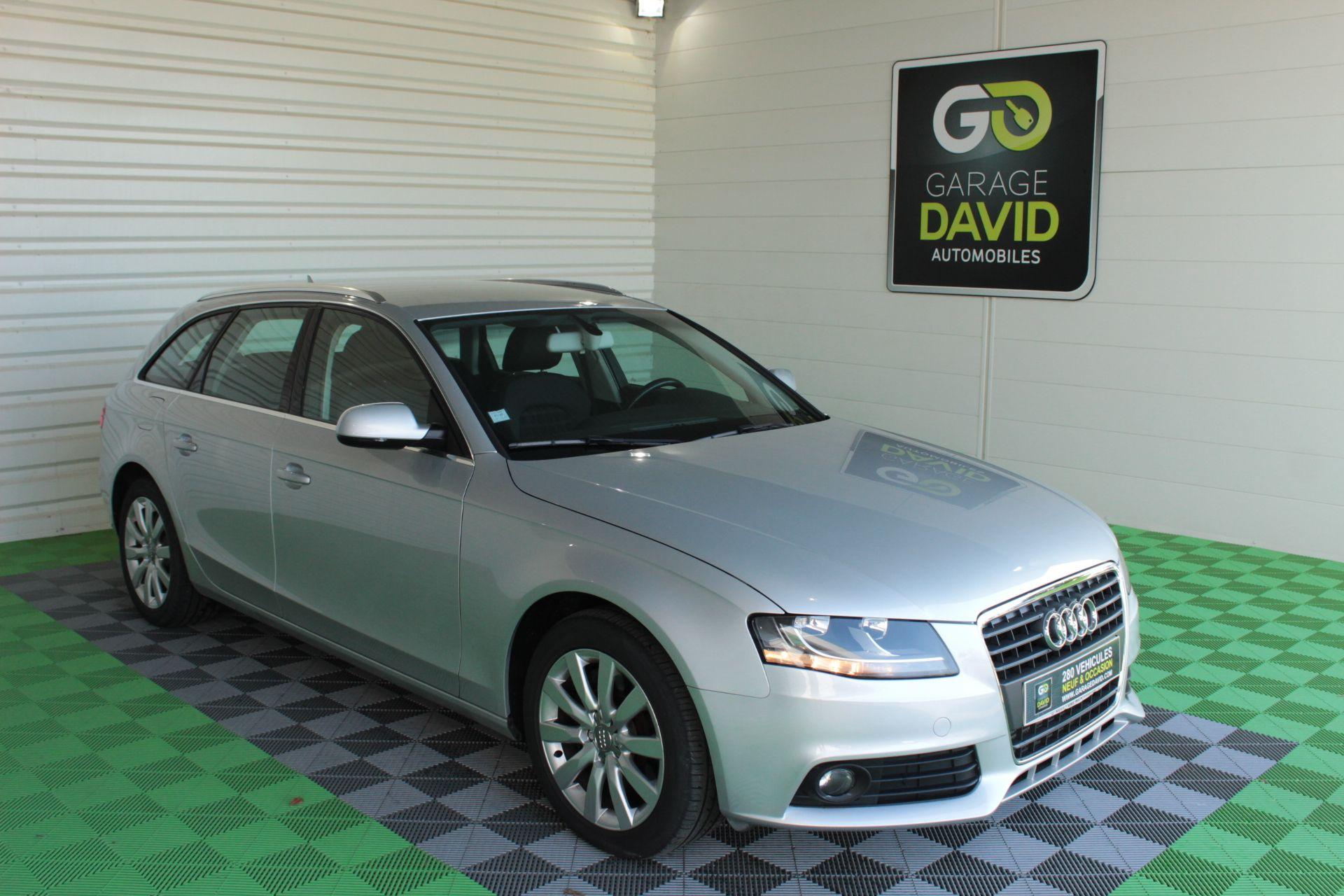 Audi a4 avant v6 2 7 tdi 190 dpf business line multitronic