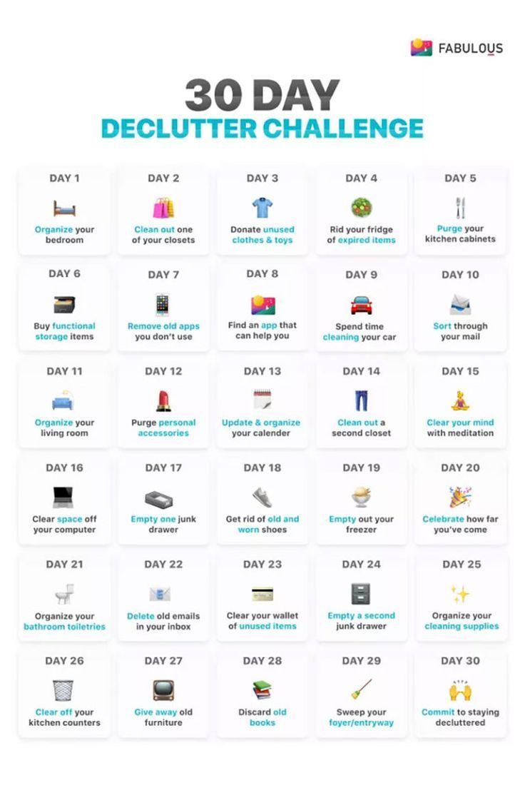 Photo of Craft Lagerung #declutter #challenge decutter Herausforderung, enttäuschen Sie Ihren Geist, b …