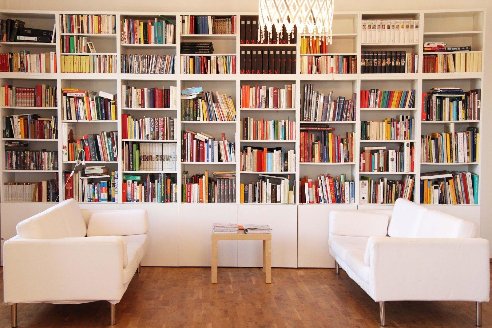 bei haseundflo bibliotheken pinterest b cherwand. Black Bedroom Furniture Sets. Home Design Ideas