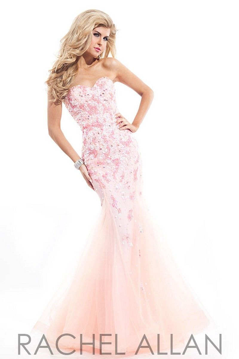 Light Pink Prom Dresses With Sleeves Google Search Dressed Up