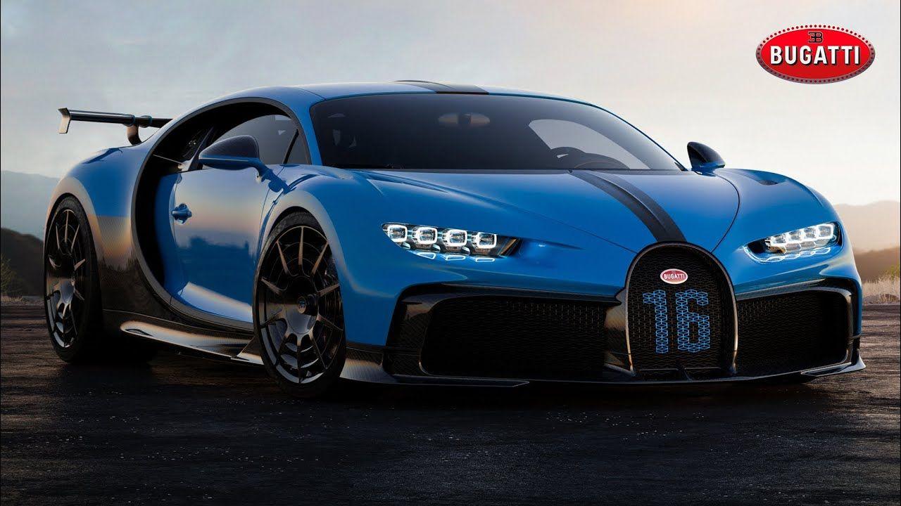 2020 Bugatti Chiron Pur Sport In 2020 Bugatti Chiron Bugatti Super Cars