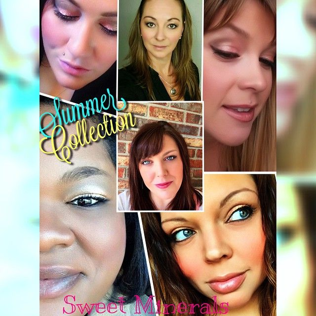 Mineral makeup direct selling companies