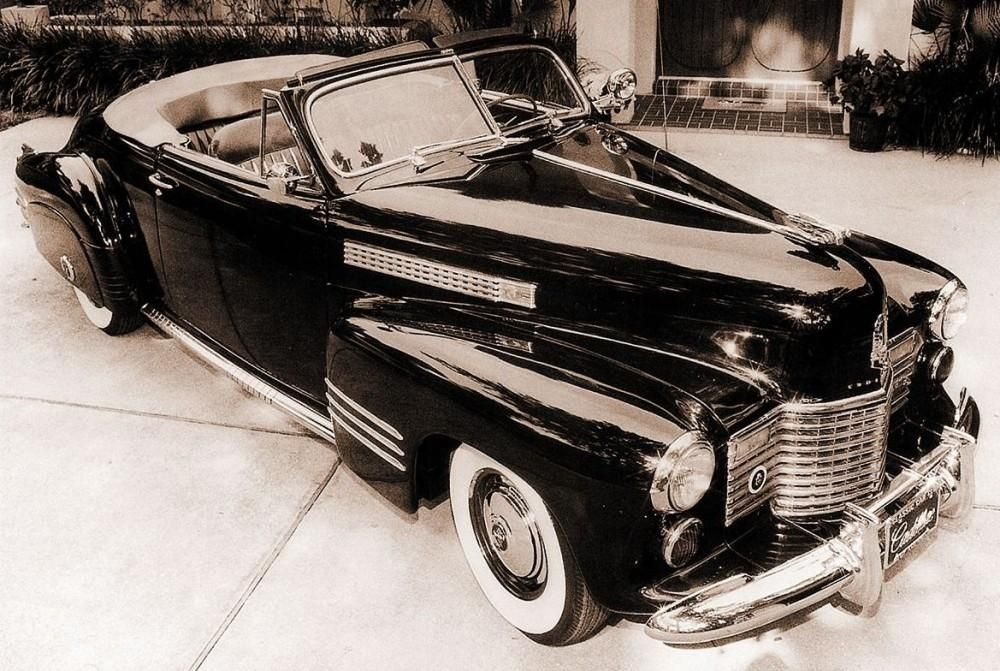 Top 100 American Collector Cars of All Time - / 1941 Cadillac ...
